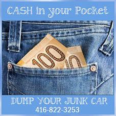 Junk My Car For 500 Cash >> What is a scrap car worth? | Paul's Scrap Car Removal