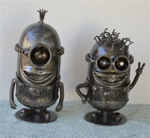 Scrap Metal Minions