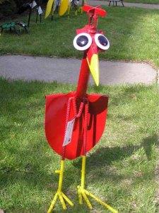 yard-bird-red