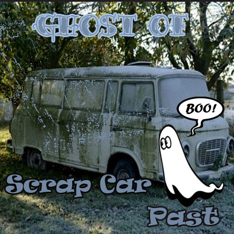 Ghostly Delight!