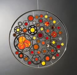 Brian Escher's - Wheels, Gears & Glass