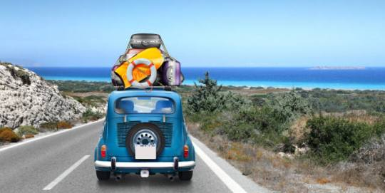 car-on-holiday