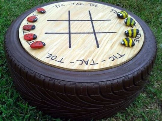 Up for a game of TIC TAC TOE?