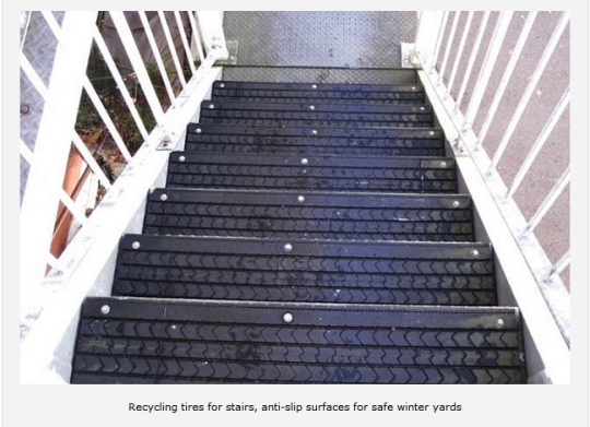 Safety Stairs! WOW!